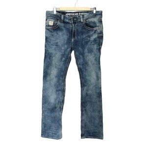 American Fighter Jeans Buckle Heritage Boot Cut 34
